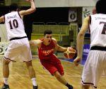 IRAN-BASKETBALL-FIBA ASIA U18 CHAMPIONSHIP-LEBANON WON JAPAN