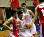 IRAN-BASKETBALL-FIBA ASIA U18 CHAMPIONSHIP-CHINA VS IRAN