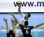 IRAN TEHRAN VOLLEYBALL WORLD LEAGUE ARGENTINA VS IRAN