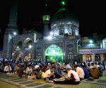 IRAN TEHRAN RAMDAN BREAKING FAST