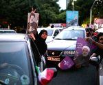 IRAN TEHRAN PRESIDENTIAL ELECTION STREET CAMPAIGNS