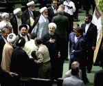 IRAN TEHRAN NEW MAJLIS OPENING