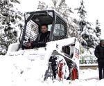 IRAN TEHRAN SNOWFALL