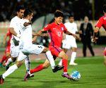 IRAN-TEHRAN-FIFA WORLD CUP 2018-SOUTH KOREA VS IRAN