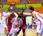 IRAN-TEHRAN-2016 FIBA ASIA CHALLENGE-IRAN VS QATAR