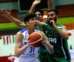 IRAN-TEHRAN-FIBA ASIA CHALLENGE-IRAQ VS SOUTH KOREA