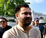 Tejashwi launches 'chaupal on Twitter'