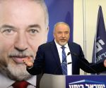 ISRAEL-TEL AVIV-LIEBERMAN-ELECTION