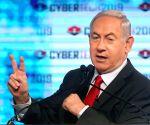 ISRAEL TEL AVIV CYBERTECH TLV 2019 PM NETANYAHU