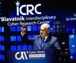 ISRAEL-TEL AVIV-CYBER WEEK