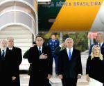 ISRAEL TEL AVIV BRAZILIAN PRESIDENT VISIT