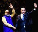 Tel Aviv: Modi, Netanyahu at the Indian Community Reception