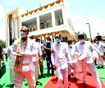 Free Photo:  Telangana a role model for other states, says KCR