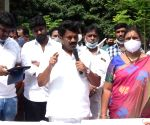 T. Srinivas Rao launches voter registration drive for MLC polls