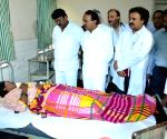 Telangana Ministers inaugurate new ward at Gandhi Hospital