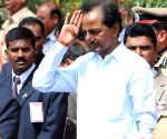 68th Independence Day celebrations - KCR