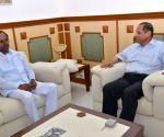 KCR meets E. S. L. Narasimhan
