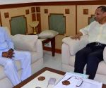 Telangana CM calls on Telangana Governor