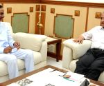 KCR call on Telangana Governor