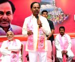State Level Executive meeting - KCR