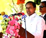 Telangana State Formation Day - Chandrasekhar Rao