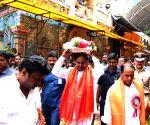 Sri Ujjaini Mahakali Devasthanam - Chandrasekhar Rao
