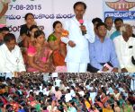 KCR launches Grama Jyothi programme