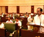 Telangana budget session - KCR