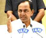 Two new districts come into being in Telangana