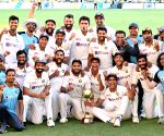 Telangana CM congratulates Team India on historic Brisbane win