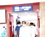 KCR undergoes CT scan, other tests at private hospital