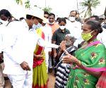 Telangana CM visits adopted village, interacts with Dalits