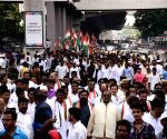 Congress' protest rally to demand 12% reservations for Muslims
