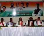 Telangana Congress meeting
