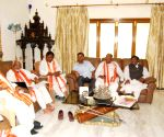 Telangana Congress MPs meeting