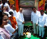 Telangana Dy CM, IT Minister inaugurate Mindspace underpass