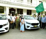 Telangana gifts 32 Kia Carnival cars to Additional Collectors