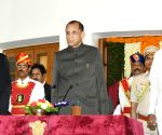 Justice Thottathil Bhaskaran Nair Radhakrishnan sworn-in as Chief Justice of Hyderabad High Court