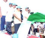 """ESL Narasimhan flag off """"5k Run"""