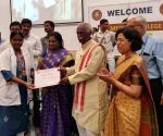 Tamilisai Soundararajan, Bandaru Dattatreya at ESIC Medical College and Hospital
