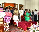 Telangana Cabinet Ministers - swearing-in ceremony