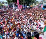 T. Harish Rao holds massive public rally ahead of Dubbaka bypoll