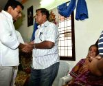 KT Rama Rao meets parents of Hyderabad engineer Srinivas Kuchibhotla