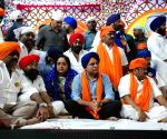 KT Rama Rao at Guru Nanak's 550th birth anniversary celebrations