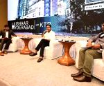 KT Rama Rao addresses 'Hushaar Hyderabad with KTR' programme