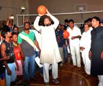 KT Rama Rao inaugurates sports complex