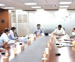 KT Rama Rao holds review meeting on vacancies in the Municipal Department
