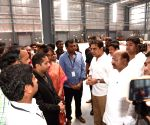 K.T. Rama Rao inaugurates Tealangan's first-ever logistics park
