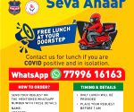 Free Photo: Telangana police launches free lunch service for Covid patients