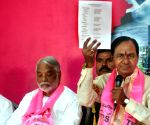 TRS announces candidates for 105 Assembly seats